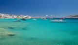 Cyclades Greece landscape - 166256418