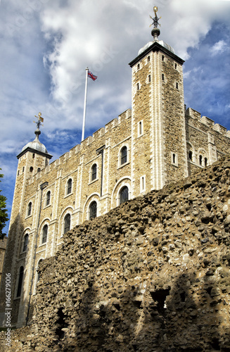 Foto op Canvas Londen Tower of London