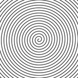 Vector spiral background. - 166293205