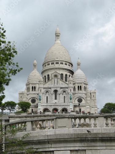 Sacré Cœur, Parigi