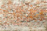 stary mur z tynkiem