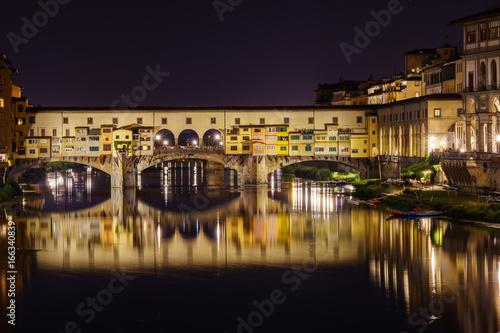 Foto op Canvas Florence Ponte Vecchio