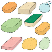 Sponge Sticker