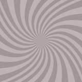 Spiral background - vector graphic from twisted rays - 166382037