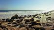 Quadro Rocky Shore Perspective Beach