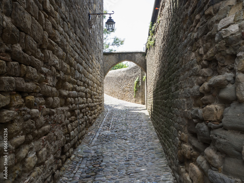 Gasse in Carcassonne