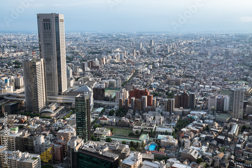 Urban landscape in Tokyo - 東京の都市風景1