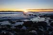 Sunrise at Point Pleasant Park in Halifax, Nova Scotia.