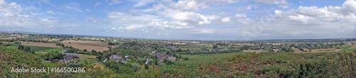 Panoramique Baie du Mont Saint Michel