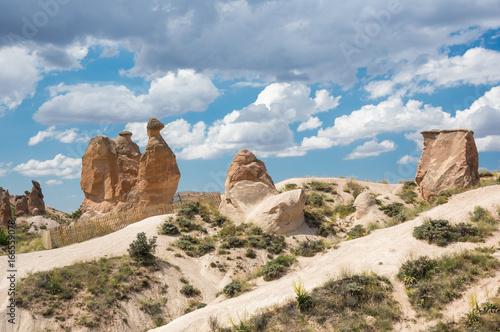 Camel rock in Cappadocia