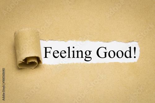 Feeling Good! Poster