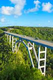 The road to Matanzas, Cuba
