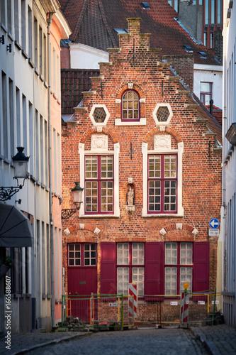 Strada di Bruges, Belgio