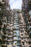 Crowded Housing in Hong Kong - 166603822