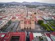 Morelia Cathedral Aerial