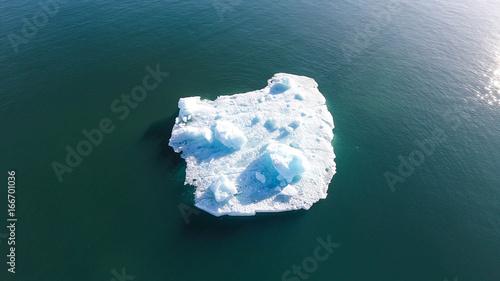 In de dag Antarctica Kra w podrózy