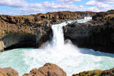 The most beautiful Icelandic Waterfall: Aldeyjarfoss