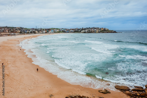 Tuinposter Sydney Bondi Beach