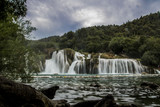 Dreamy waterfalls of Croatia