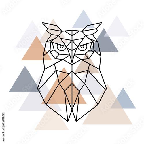 sowa-geometryczna-glowa-skandynawski-styl-ilustracji-wektorowych