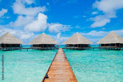 Papiers peints Tropical plage maldives beach