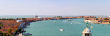 Venice Italy Canal Panorama