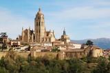 Katedra de Segovia, Hiszpania