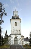 Katedra w Kuopio. Północna Sawonia. Finlandia, historyczne, stare, miasto, miasto