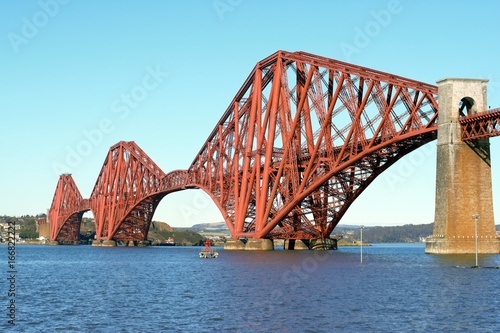 Tuinposter Sydney Forth Bridge Scotland