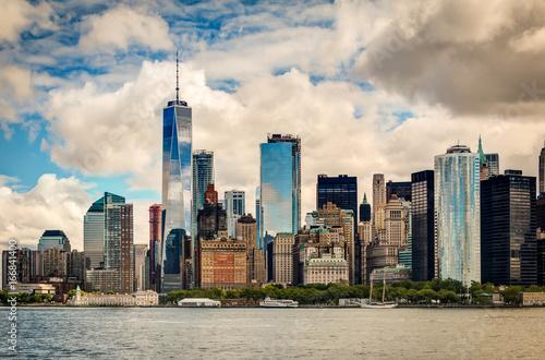 Papiers peints New York New York City Skyline