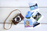 Camera and photo cards - 166862038