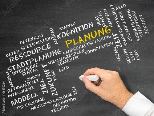 Planung Poster