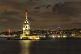 Maiden's Tower Istanbul, Turkey