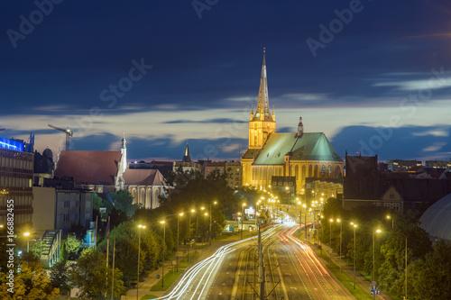 Access road to Szczecin, Poland - 166882455
