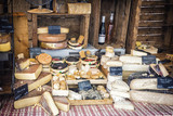 All sort of french cheeses from the Savoie / french alps