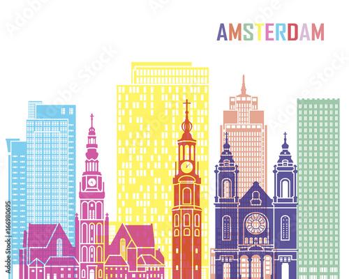 Amsterdam_V2 skyline pop