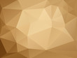 abstract vector brown geometric background