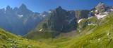 Summer in Caucasus