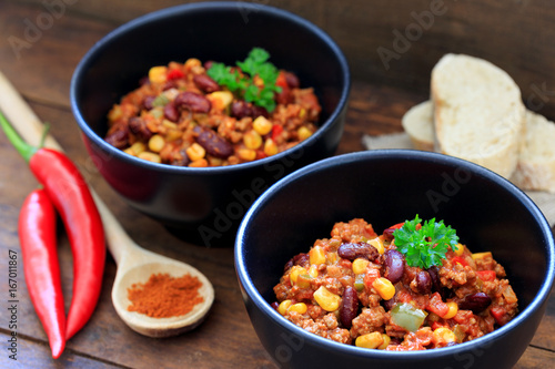 deftiges Chili con Carne
