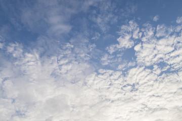雲のキャンバス