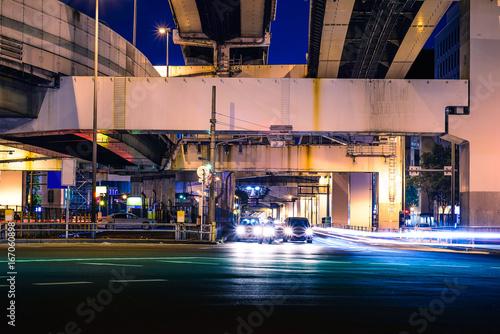 Foto op Aluminium Diepbruine 自動車