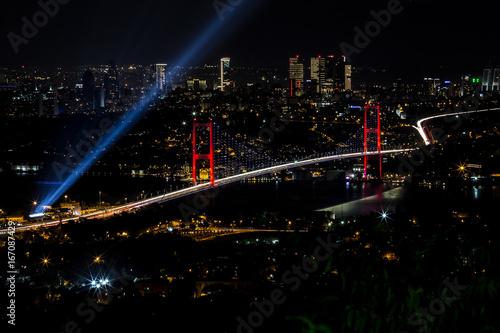 Bosporus Bridge - Istanbul Poster