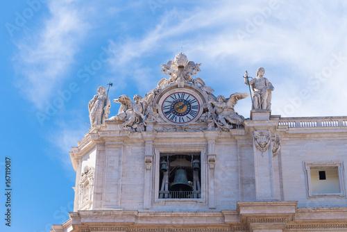 Poster saint peter's basilica
