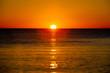 Quadro Sonnenuntergang