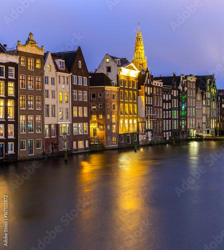 Foto op Aluminium Amsterdam Amsterdam Canals Netherlands