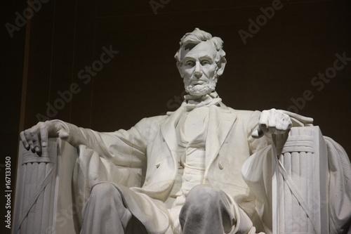 Lincoln mémorial Плакат