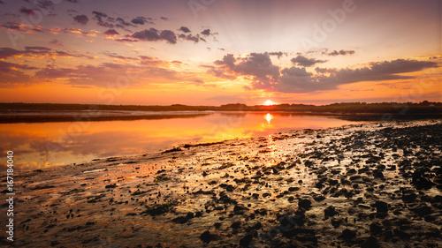 Sun Painted Shore Redeux