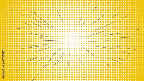 Comic speed radial - 167189492