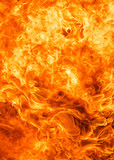 blaze fire flame texture background - 167265046