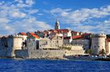 Korcula Korčula houses fort - 167270468